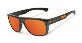 Breadbox Dark Grey w/Fire Iridium Polarized